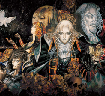 MEMORY CARD – Castlevania: Symphony of the Night/Rondo of Blood