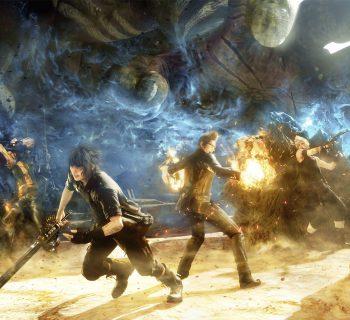 Final Fantasy XV: Windows Edition trará todos os DLCs e upgrades que o jogo recebeu nos consoles.