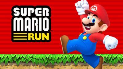 Super Mario Run foi lançado no iPhone e iPad, mas dever chegar aos aparelhos Android em breve.