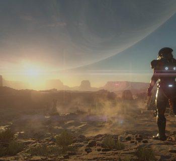 Em Mass Effect: Andromeda nós, seres humanos, seremos os aliens.