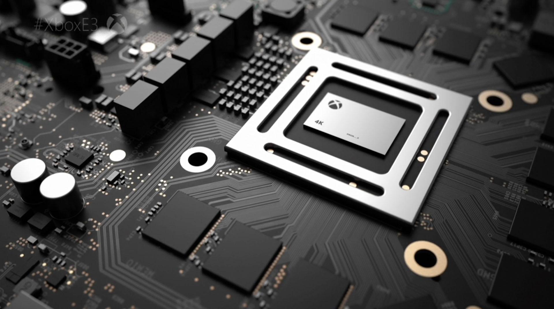 As capacidades técnicas do Xbox One X são realmente impressionantes em comparação à concorrência.