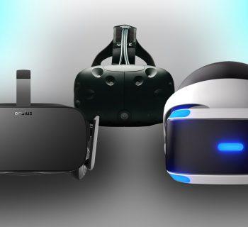 Entre os equipamentos voltados aos games, o PlayStation VR assumiu a liderança em vendas.