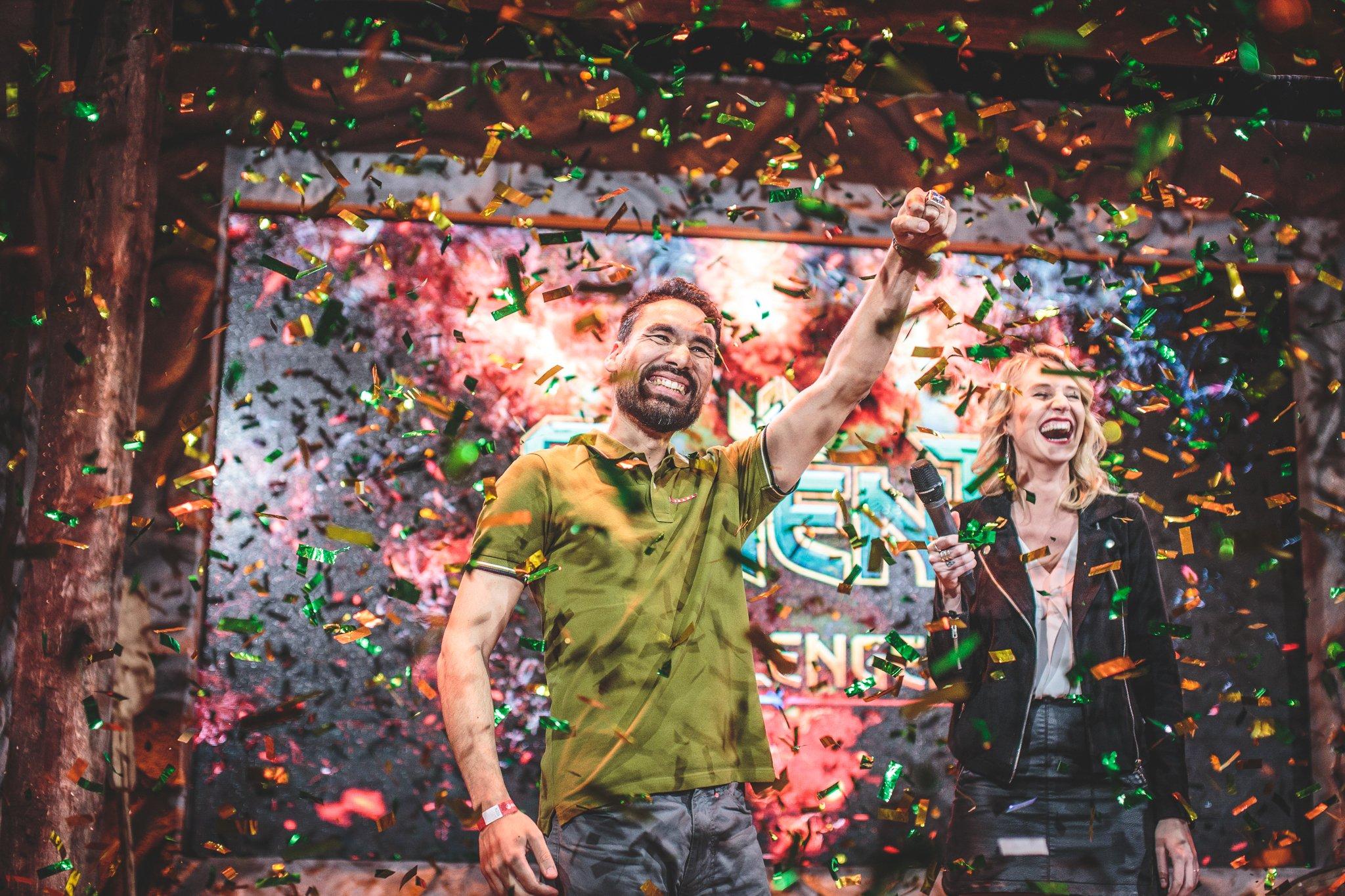 Lifecoach foi o grande vencedor do GWENT Challenger numa demonstração incrível do alemão!