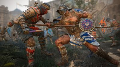 For Honor Gladiator