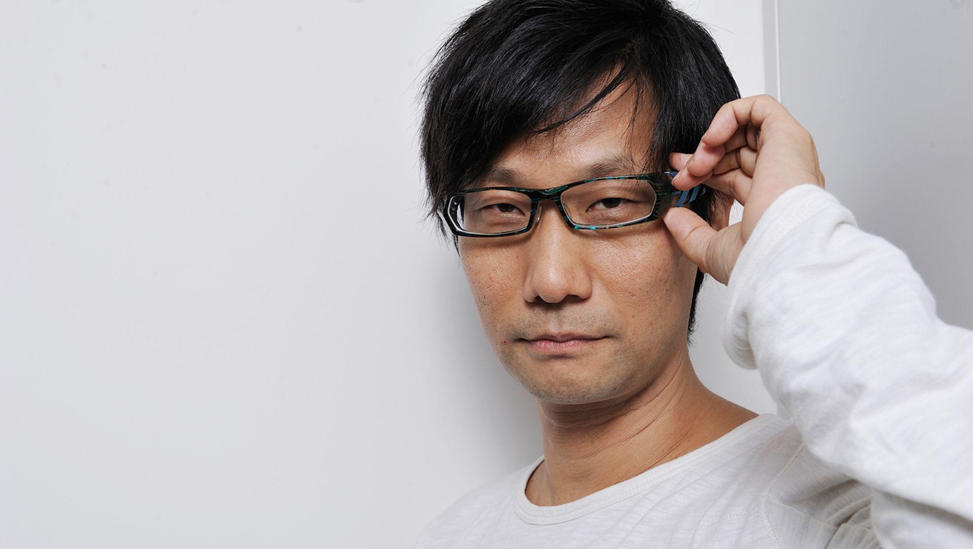 Hideo Kojima BGS 2017