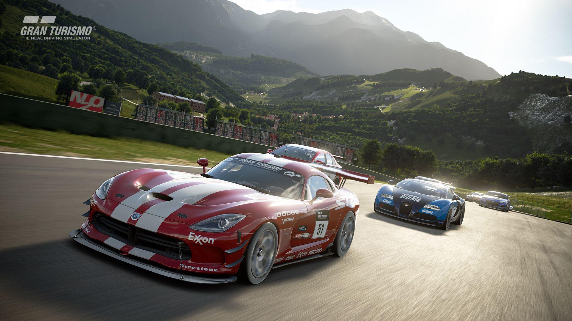 Realismo na jogabilidade chama atenção em Gran Turismo Sport, mesmo para os pilotos mais experientes.
