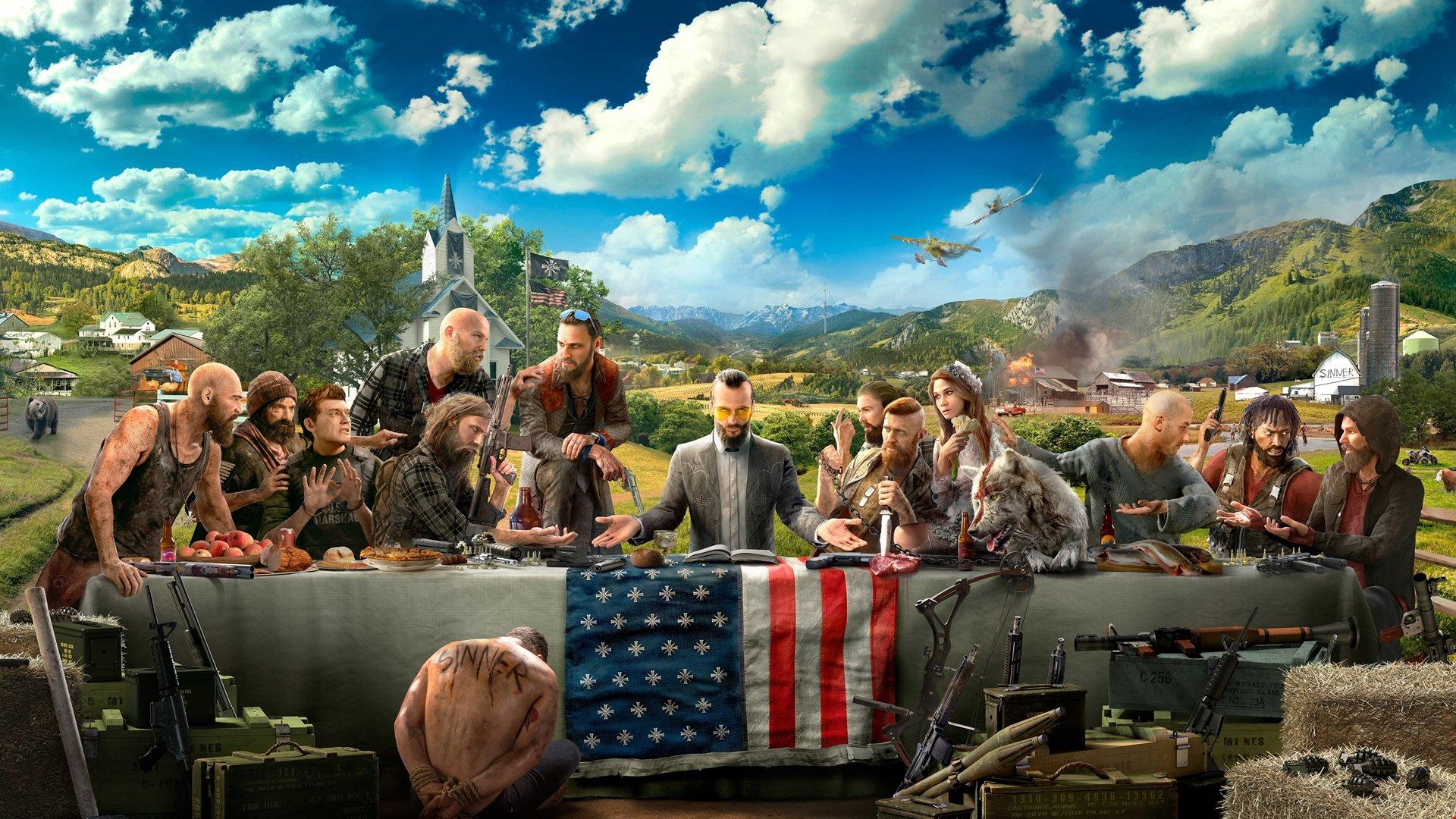 Podcast SUPERNOVAS #91 - Far Cry 5, Shadow of War e mais
