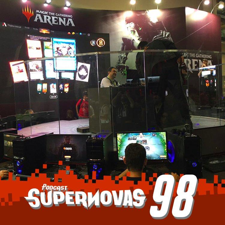 Podcast SUPERNOVAS #98 EXTRA - Entrevista Carolina Moraes